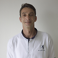 Mário Paim, Técnico Auxiliar de Fisioterapia