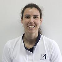 Sofia Pires, Fisioterapeuta