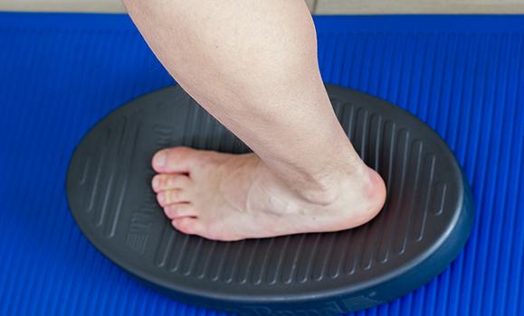 Fisioterapia Pé Equilíbrio